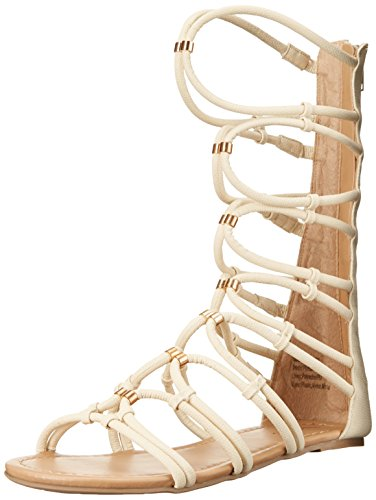 Call It Spring Womens Kederivia Gladiator Sandal Off/White ME12MFHm