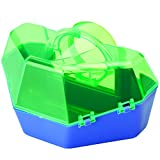 Kaytee CritterTrail Add-On Hideout Outhouse, Assorted Colors