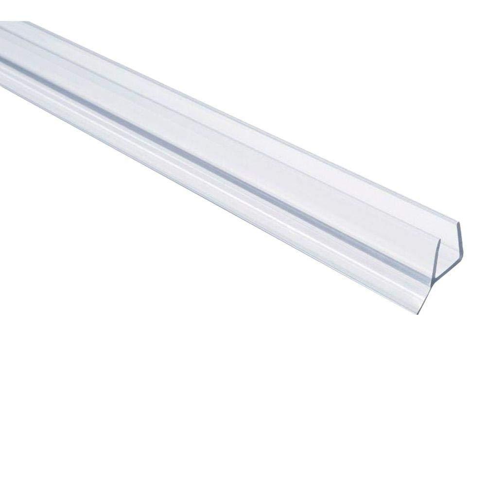 Showerdoordirect Frameless Shower Door Seal For 38 Inch Glass 98
