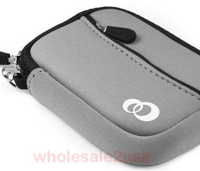 - Gray Mini Sleeve Case Pouch Bag for Seagate WD Western Digital Hitachi Samsung Kingston Patriot Corsair Intel Laptop 2.5