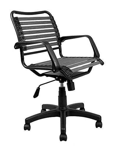 Laura Davidson Bungee Task Chair (Dark Grey) by Laura Davidson Furniture