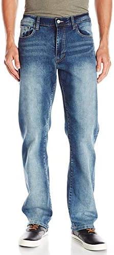 شلوار جین جین کشش مردانه IZOD (تناسب منظم)