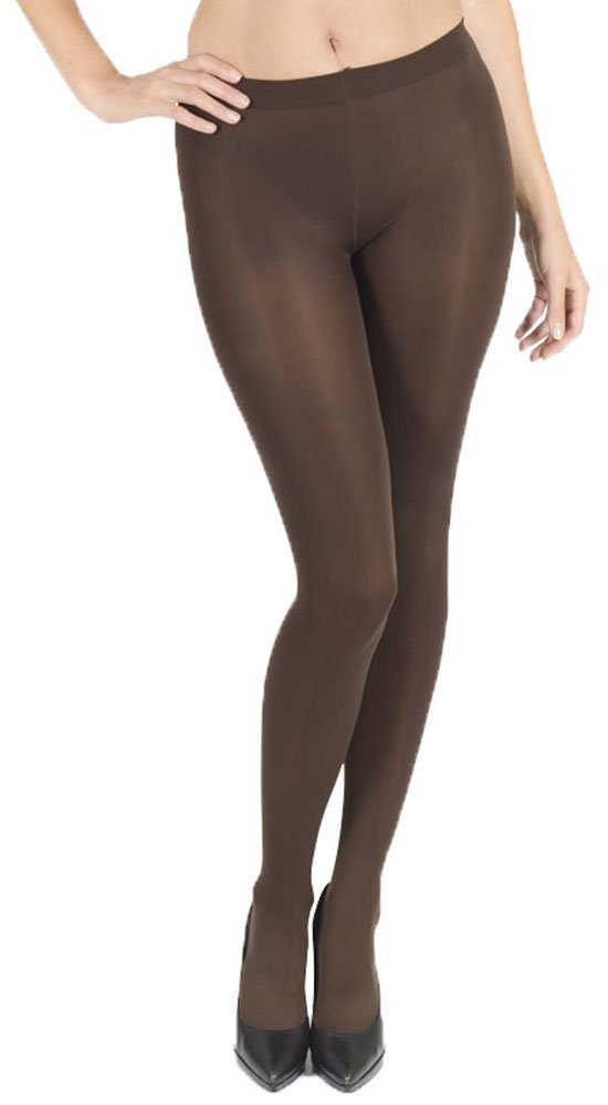 100 Denier Thick Opaque Tights by Women's Wardrobe Amazing Quality L1108-100-Parent