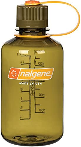 Nalgene Sports Water Bottle Olive product image