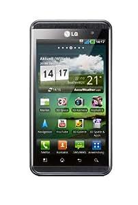 "LG P920 Optimus 3D - Smartphone libre Android (pantalla táctil de 4,3"" 480 x 800, cámara 5 MP, procesador de 1 GHz) color negro [importado de Alemania]"