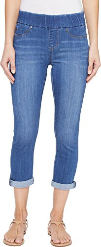 Liverpool Jeans Company Women's Sienna Pull-on Rolled-Cuf...