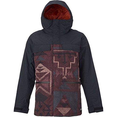 burton-mens-encore-jacket-true-black-canyon-medium
