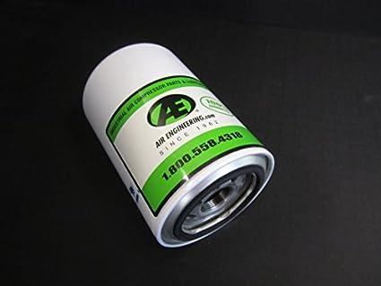 408107 Kit, elemento del filtro de aceite Tab para sullair compresores