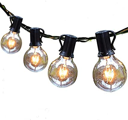 10 X L80 Clear SPARE CHRISTMAS REPLACEMENT BULBS