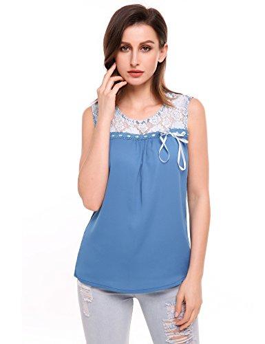 Ribbon Lace Cami - 4