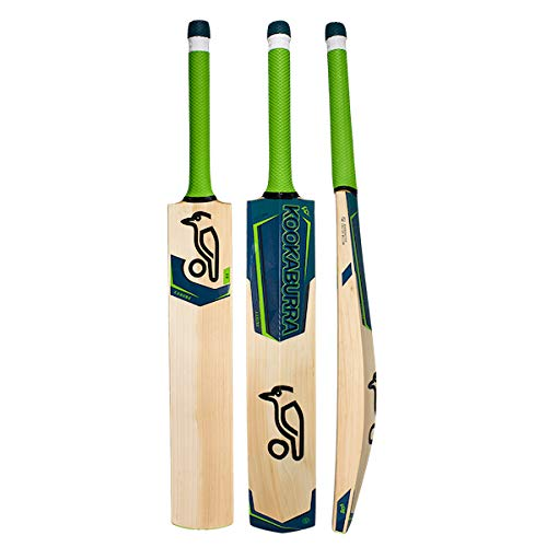 Kookaburra Kahuna Big Kahuna Cricket Bat, Short - Blade Kookaburra Edge