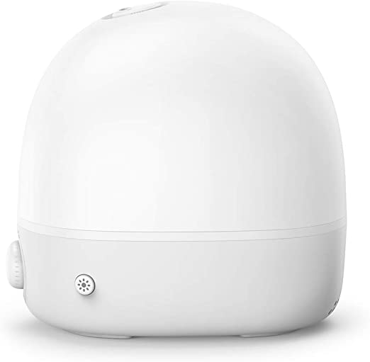 Ultrasonic Cool Mist Air Humidifier BPA-Free Easy to Clean TaoTronics Humidifiers for Baby 3-in-1 Humidifier with Essential Oil Diffuser and Night Light 2.5L 26dB Quiet Humidifier for Bedroom