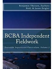 BCBA Independent Fieldwork