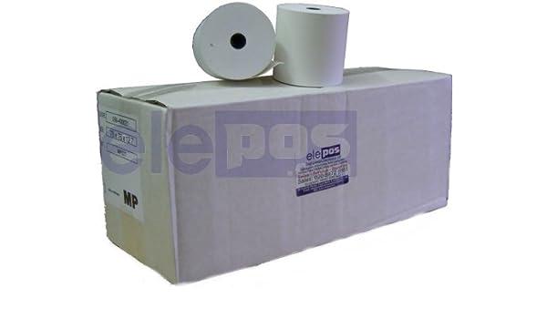 Para rollos de papel para Bixolon SRP-275, SRP275 impresora (20 ...