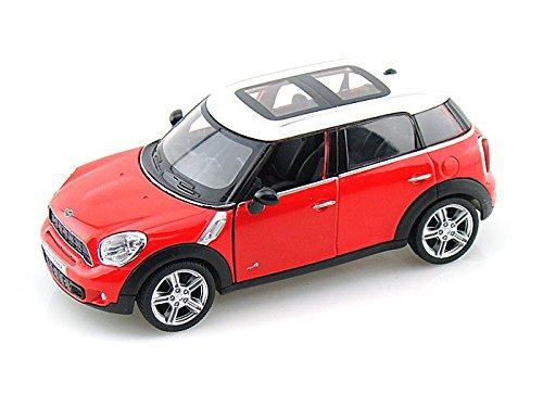 Mini Cooper S Countryman 1/36 Red