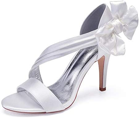 Lianyunneiyi Womens Shoes Satin Spring Summer Fall Comfort Low