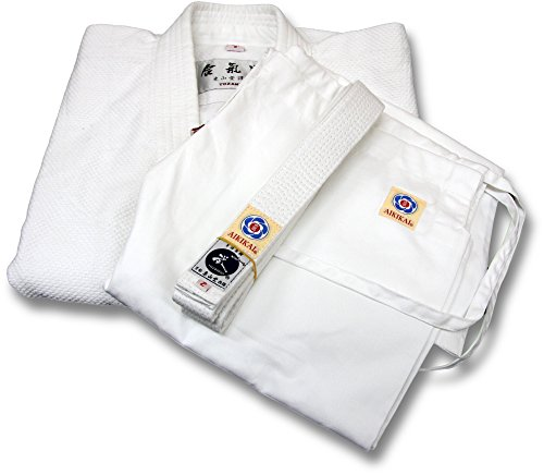 (Tozando Essential Aikido Gi & Pants Set (4 (5' 7