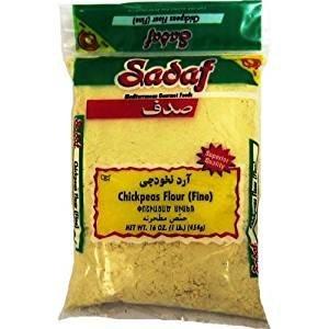 Sadaf Chick Peas Flour Fine 16 Oz. Pack Of ()