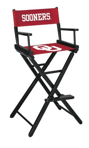 Mlb Recliner - Imperial NCAA University Of Oklahoma Directors Height Bar Chair, One Size, Multicolor