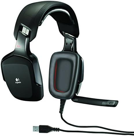 Logitech G35 PC-Gaming Kopfhörer schnurgebunden für PC