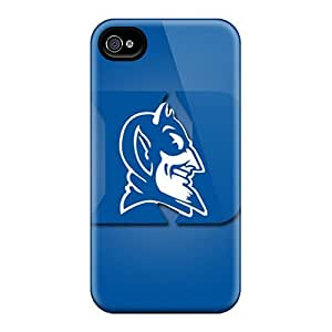 Top Quality Protection Duke Blue Devils Case Cover For Iphone 4/4s