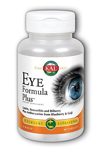 Kal Eye Formula Plus Tablets, 60 Count