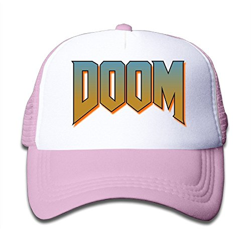 [Personalized Doom Logo Babies Classic Cap] (Elvira Outfit)
