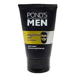 Pond's Men's Polution Out Face Wash, 50g