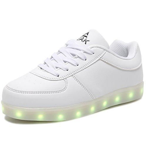 Multi Color Light Shoes Charging Little