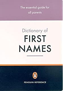 A Dictionary of First Names (Oxford Paperback Reference): Amazon co