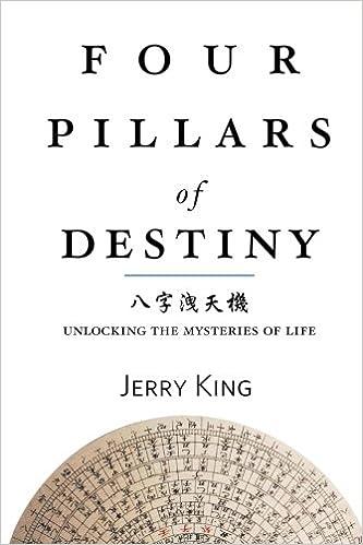 Get e-book Four Pillars of Destiny: Unlocking the Mysteries