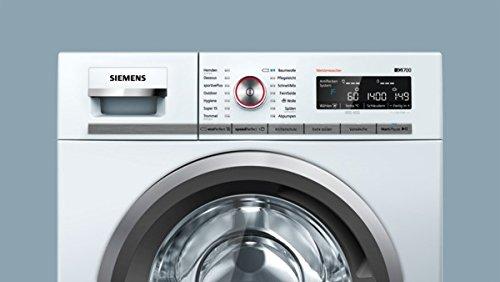Siemens iq700 wm14w5fcb isensoric premium waschmaschine a