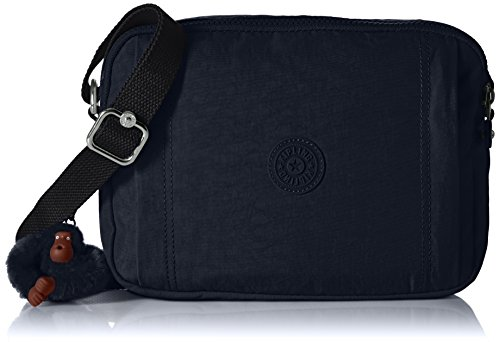 Large Blue Bag Camera Extra - Kipling Benci True Blue Crossbody Camera Bag