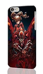 Anime evangelion genesis neon plugsuit Custom Diy Unique Image Durable 3D Case Iphone 6 - 4.7 by ruishername