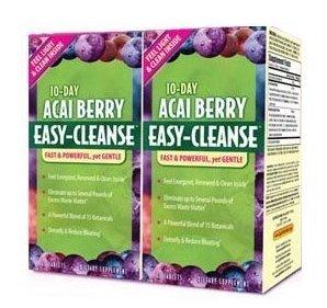 ACAI BERRY Cleanse Formula Facile