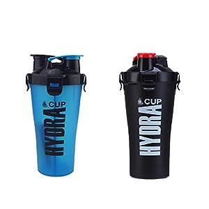 AVMART Gym Shaker Bottle 700ml, Shaker Bottles for Protein Shake Leakproof Protein Shaker/Sipper Bottle