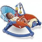 Fisher-Price Newborn-To-Toddler Rocker, Animal Fun (Discontinued by Manufacturer)