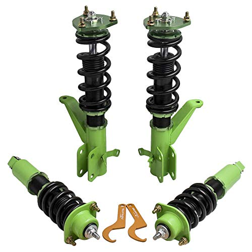 Coilovers for Honda Civic EM2 2001 2002 2003 2004 2005 Suspension Spring Shock Non Adjustable Damper force