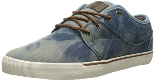 Globe Mens Mahalo Skate Shoe Washed Denim / Antico