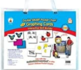 DOUBLE SMART POCKET CHART GRAPHING CARDS POCKET CHARTS - PO