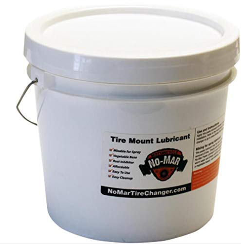 Nomar Tire (No-Mar SP-LP70390513 Tire Mounting Paste - 7lbs. Tub)