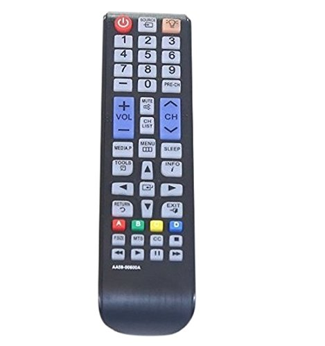 Nettech AA59-00600A New Samsung TV Replaced Remote Replacement