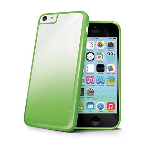 Muvit Verde Rückseitige Abdeckung für Apple iPhone 5C
