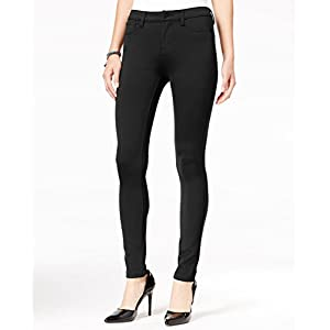 Celebrity Pink Jeans Women's Power Ponte Mid Rise Super Skinny