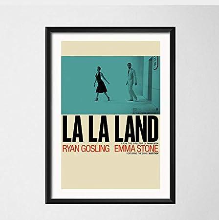 haoxinbaihuo La La Land Ryan Gosling Emma Stone Película ...