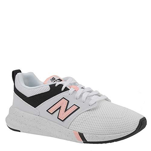 New Balance WS009v1 Women's Sneaker 6.5 C/D US White-Guava