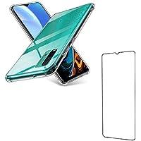 Kit Capa Anti Queda Xiaomi Redmi 9T + Película Vidro [Coronitas Acessorios]