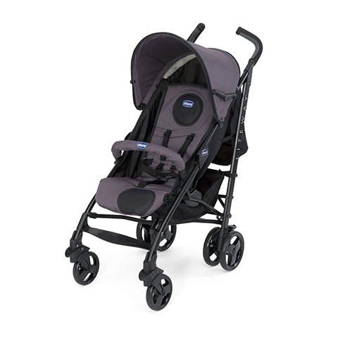Chicco 2015 Liteway Stroller Top Anthracite