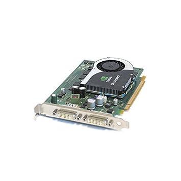 Tarjeta gráfica NVIDIA Quadro FX570 0WX397 PCI-Express 16 x ...