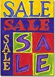 Sale (Block) – 28″ x 40″ Toland Art Banner Review